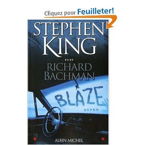 BLAZE de Stephen King (alias Richard Bachman) 51tari10