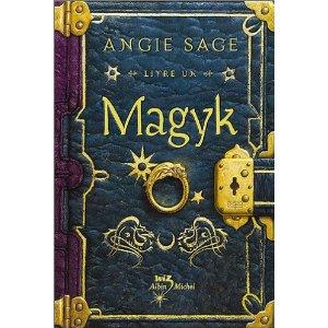 MAGYK (LIVRE UN) de Andie Sage 61ehnr10