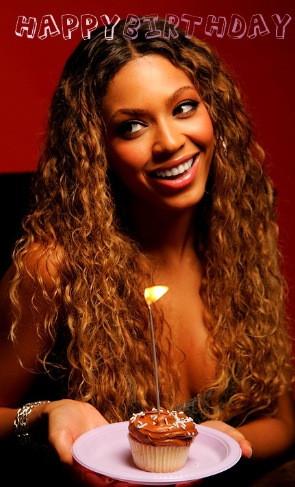 HAPPY 29th B'DAY BEYONCE !  Tt10