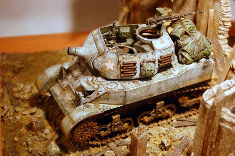 peinture - M-8 Gun motor carriage - Char terminé - Page 3 M-8_di10