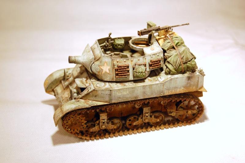 peinture - M-8 Gun motor carriage - Char terminé - Page 3 M8_ter10
