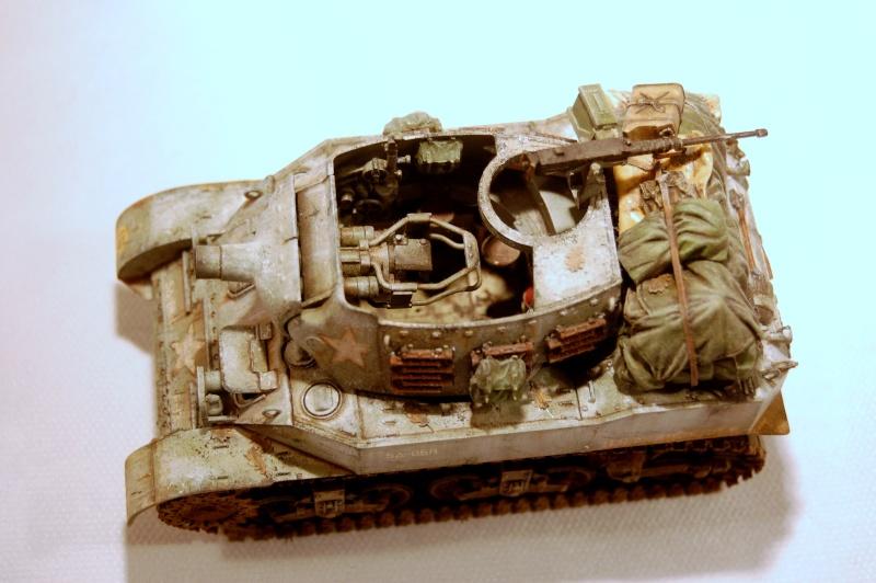 peinture - M-8 Gun motor carriage - Char terminé - Page 3 M8_ter12