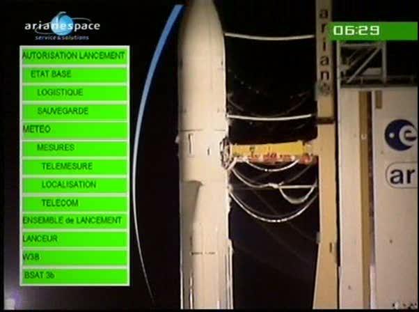 Ariane 5 ECA V197 / Eutelsat W3B + Bsat 3B (28/10/2010) - Page 3 Vlcsna13