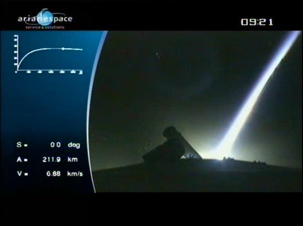 Ariane 5 ECA V197 / Eutelsat W3B + Bsat 3B (28/10/2010) - Page 3 Vlcsna18