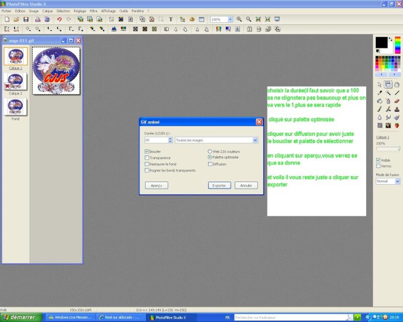 Mettre une écriture en gif dans un avatar ou image Craer_15