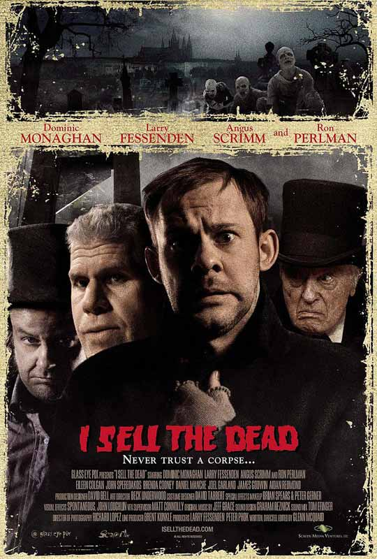 I Sell the Dead  avec Ron Perlman et Dominic Monaghan I-sell10