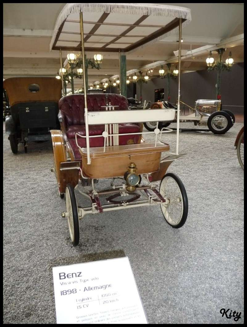 Ma visite à la Cité de l'auto de Mulhouse - Page 2 P1020730