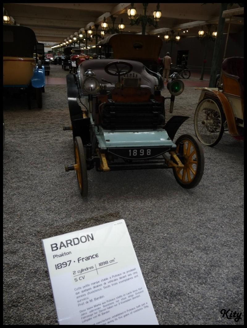 Ma visite à la Cité de l'auto de Mulhouse - Page 2 P1020731