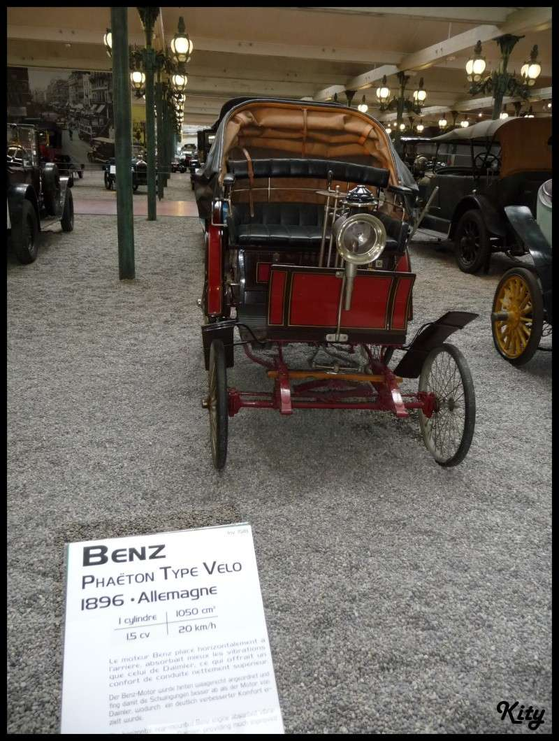 Ma visite à la Cité de l'auto de Mulhouse - Page 2 P1020733