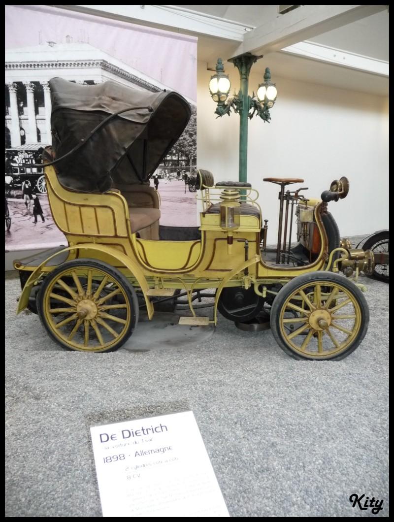 Ma visite à la Cité de l'auto de Mulhouse - Page 2 P1020737