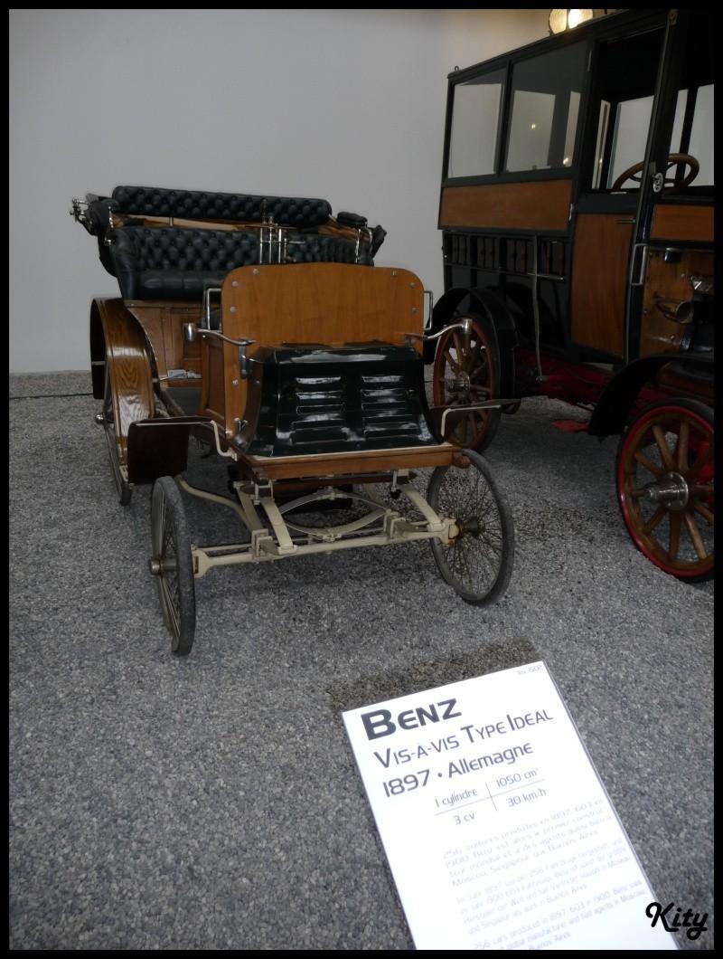 Ma visite à la Cité de l'auto de Mulhouse - Page 2 P1020746