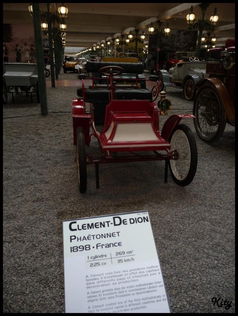 Ma visite à la Cité de l'auto de Mulhouse - Page 2 P1020751