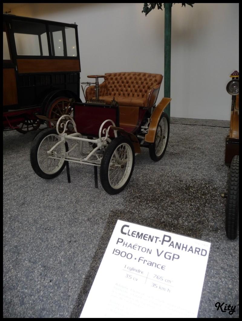 Ma visite à la Cité de l'auto de Mulhouse - Page 3 P1020755