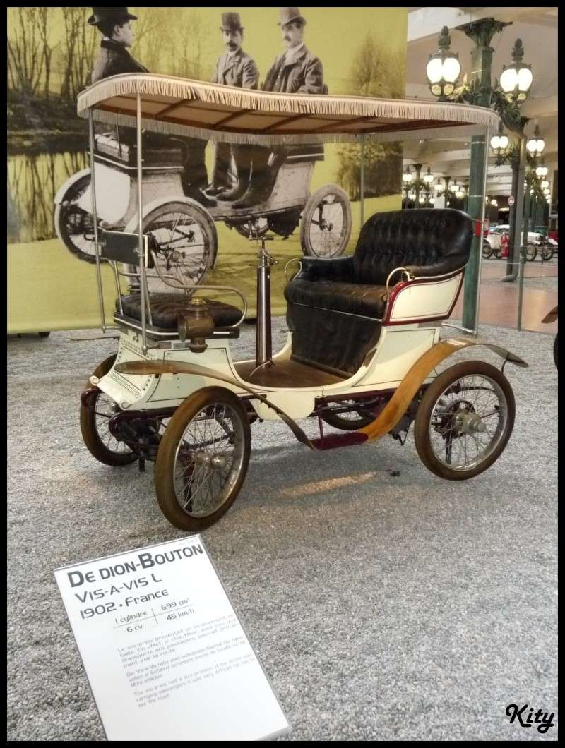 Ma visite à la Cité de l'auto de Mulhouse - Page 3 P1020776