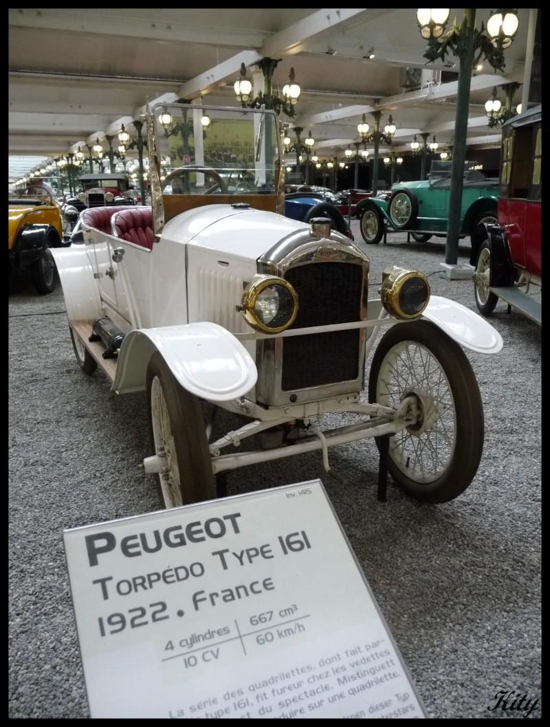 Ma visite à la Cité de l'auto de Mulhouse - Page 6 P1020910