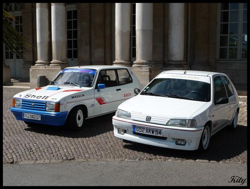 11ème édition du Rallye historique de lorraine P1060010