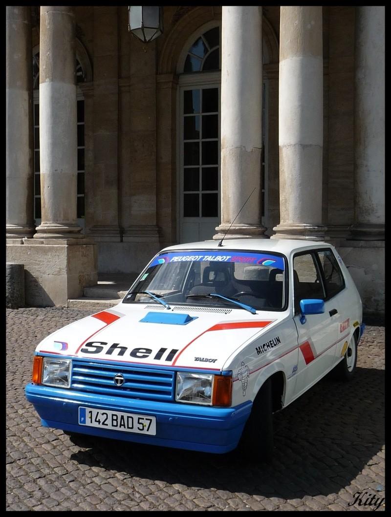 11ème édition du Rallye historique de lorraine P1060011