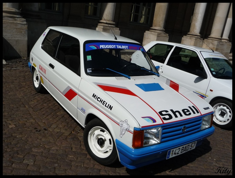 11ème édition du Rallye historique de lorraine P1060013