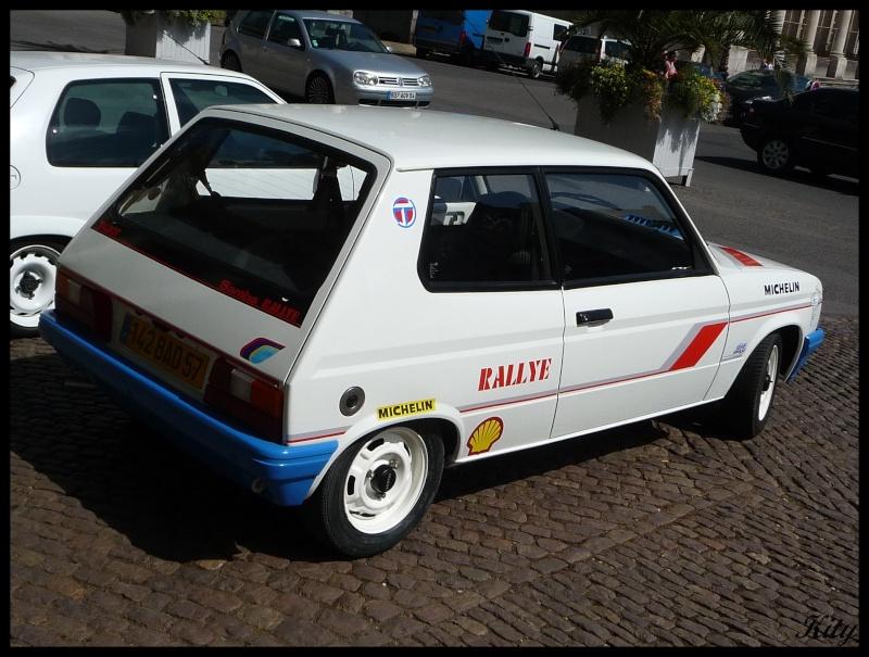 11ème édition du Rallye historique de lorraine P1060014