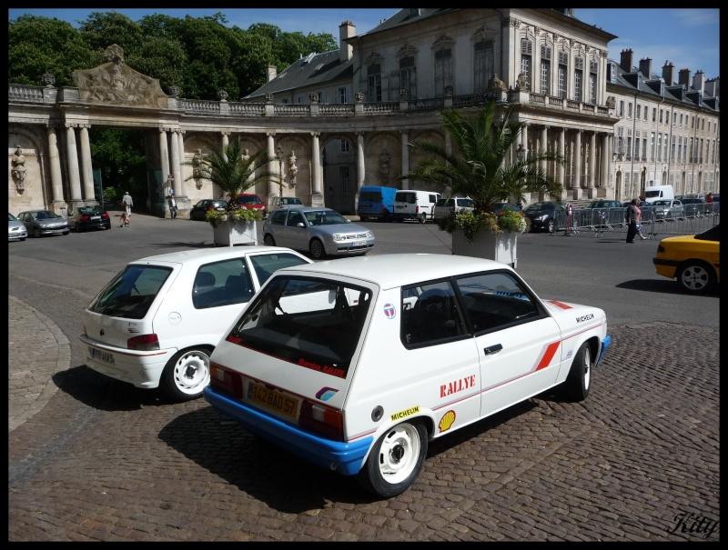 11ème édition du Rallye historique de lorraine P1060015