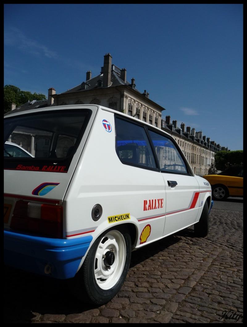 11ème édition du Rallye historique de lorraine P1060016