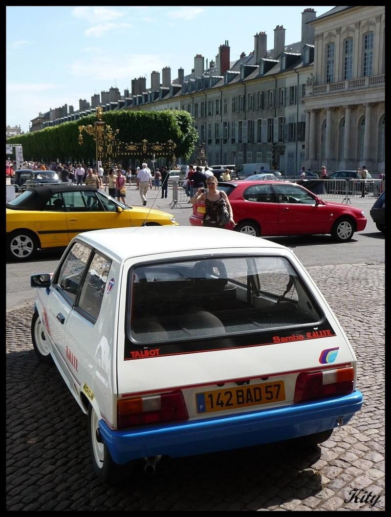 11ème édition du Rallye historique de lorraine P1060018