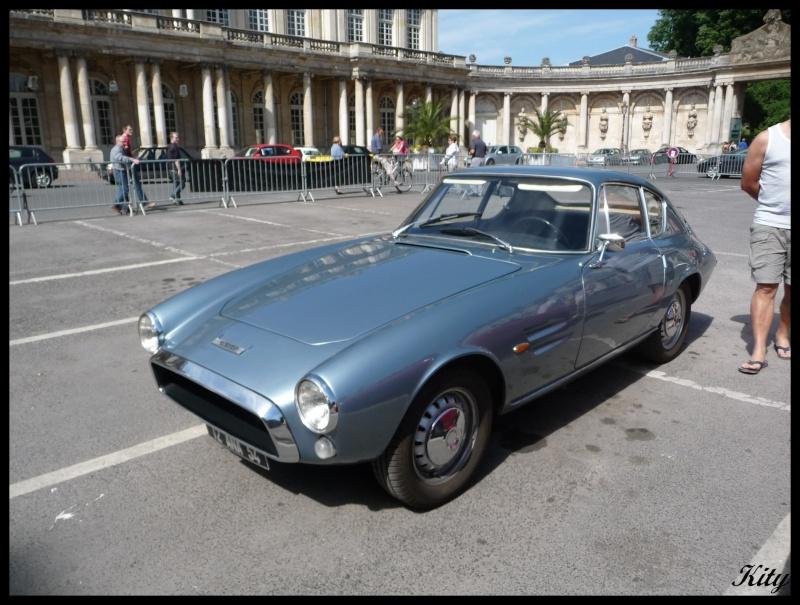 11ème édition du Rallye historique de lorraine P1060024