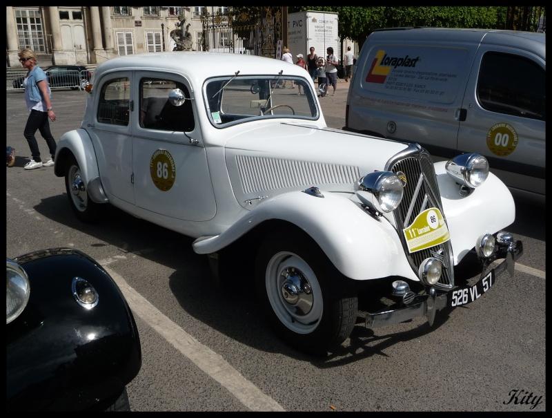 11ème édition du Rallye historique de lorraine P1060027