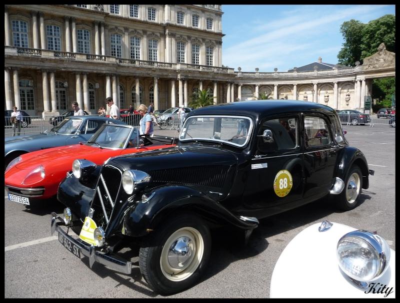 11ème édition du Rallye historique de lorraine P1060028