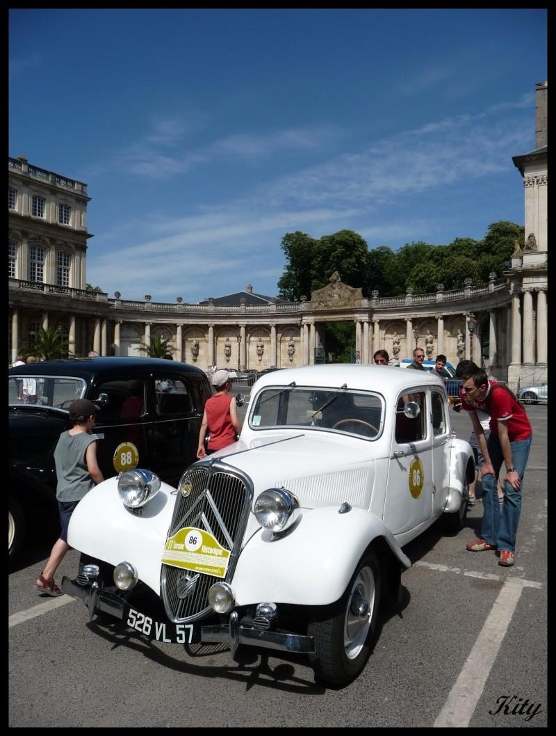 11ème édition du Rallye historique de lorraine P1060029