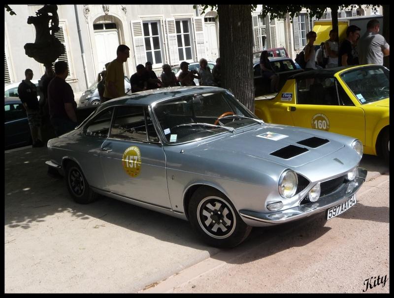 11ème édition du Rallye historique de lorraine P1060035