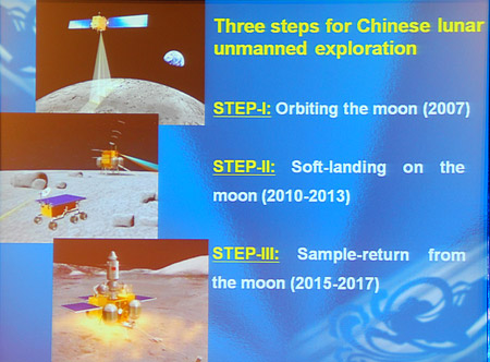 Mission Lunaire Chinoise - Phase II & III 0112