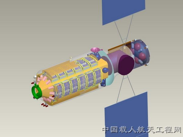 Tiangong - La station spatiale chinoise (CSS) - 2021 20110413