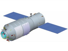 Tiangong - La station spatiale chinoise (CSS) - 2021 20110414