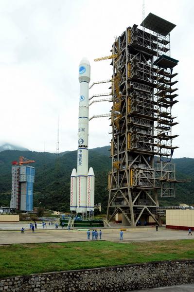 [Chine] Lancement LM-3C / COMPASS 2 - GEO 4 (le 01 Novembre 2010)   211