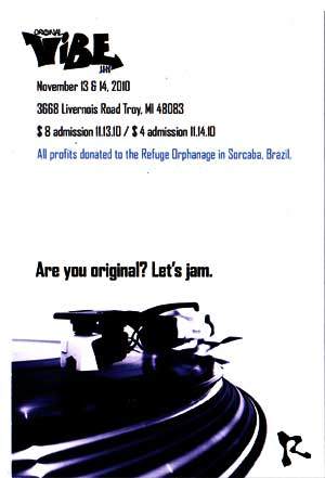 Photography Contest (fun local event) Nov 13 & 14, 2010 Postca10