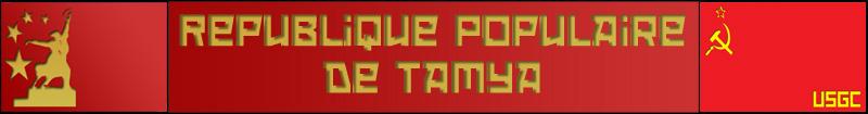 République Populaire de Tamya - Page officielle - Page 44 Bannie11