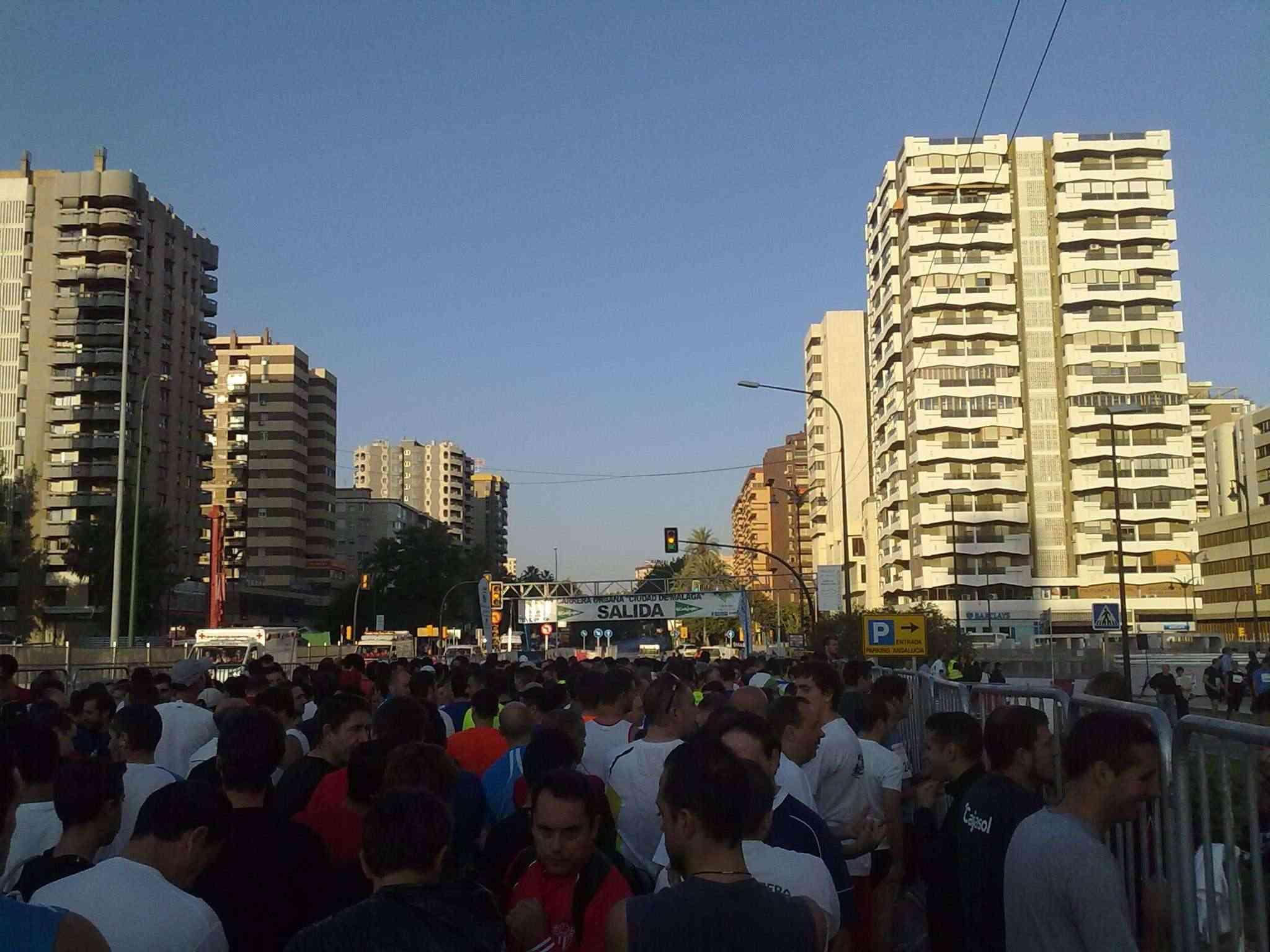 Cronica de la 32 Carrera Ciudad de Malaga 24-10-2010 24102011