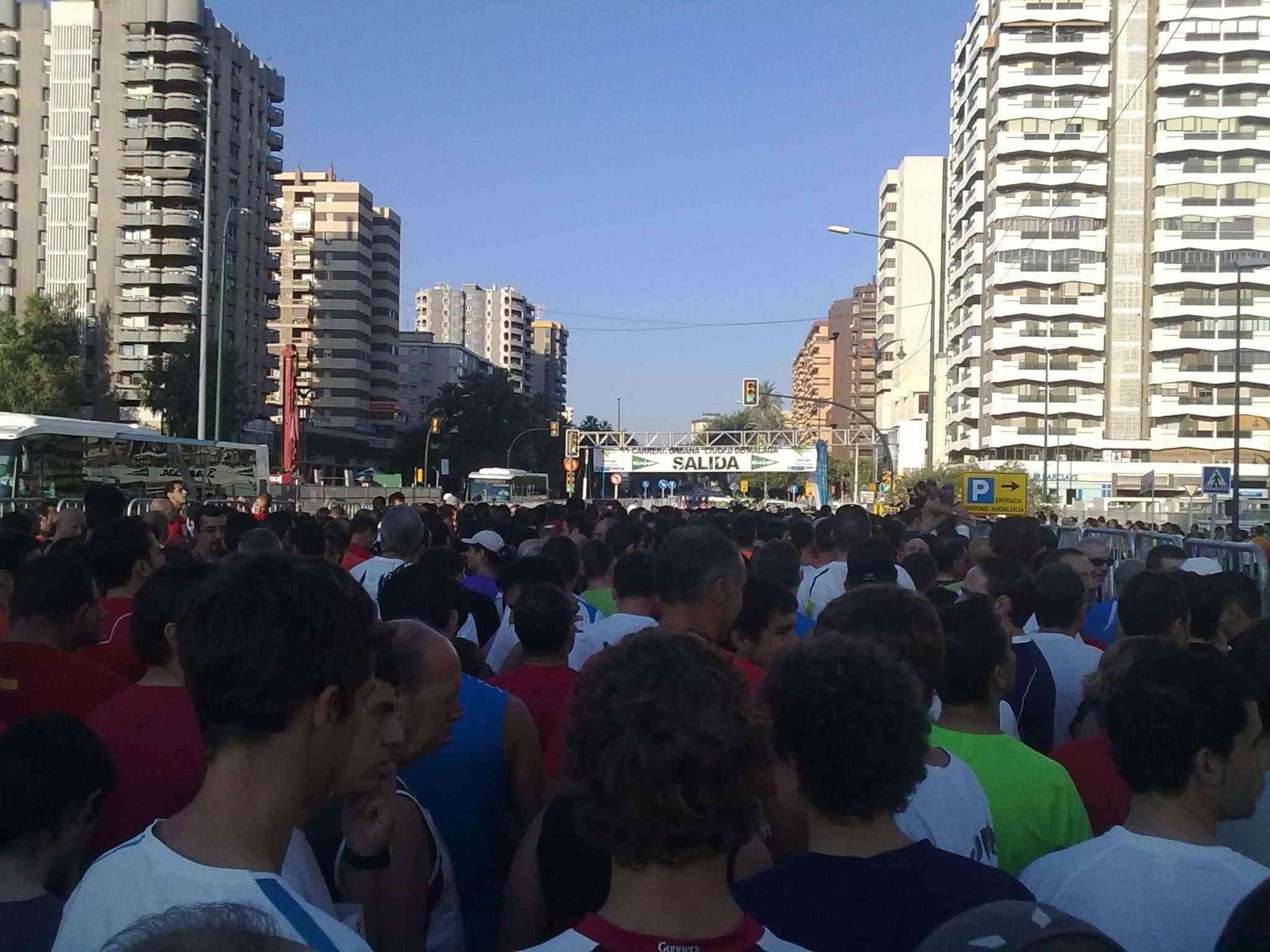 Cronica de la 32 Carrera Ciudad de Malaga 24-10-2010 24102012