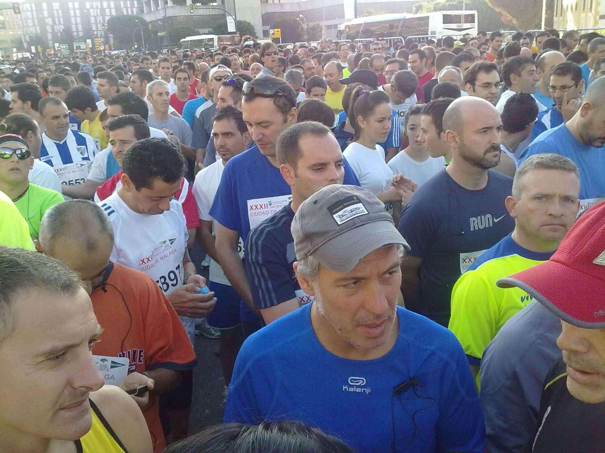 Cronica de la 32 Carrera Ciudad de Malaga 24-10-2010 24102013