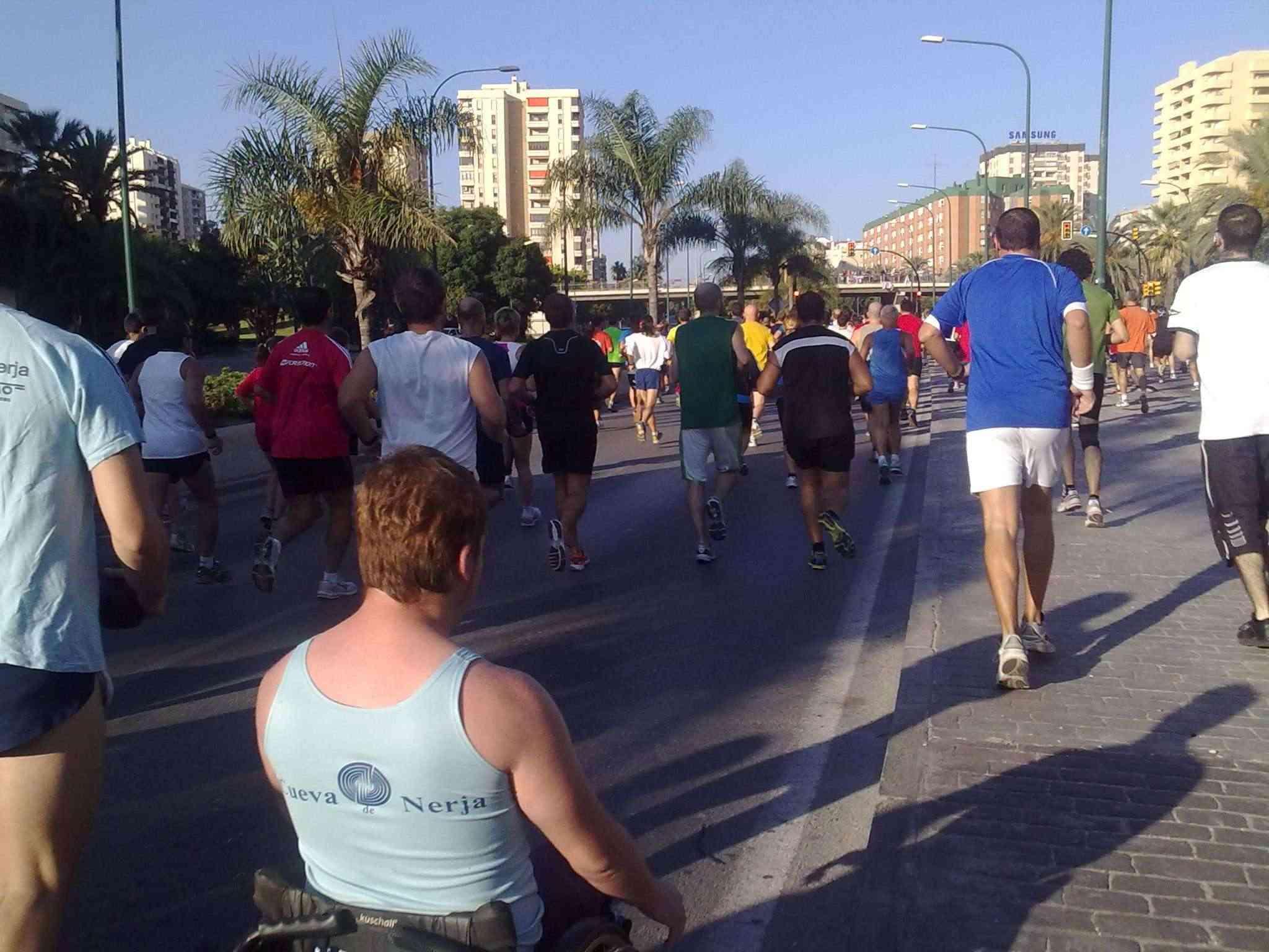 Cronica de la 32 Carrera Ciudad de Malaga 24-10-2010 24102015