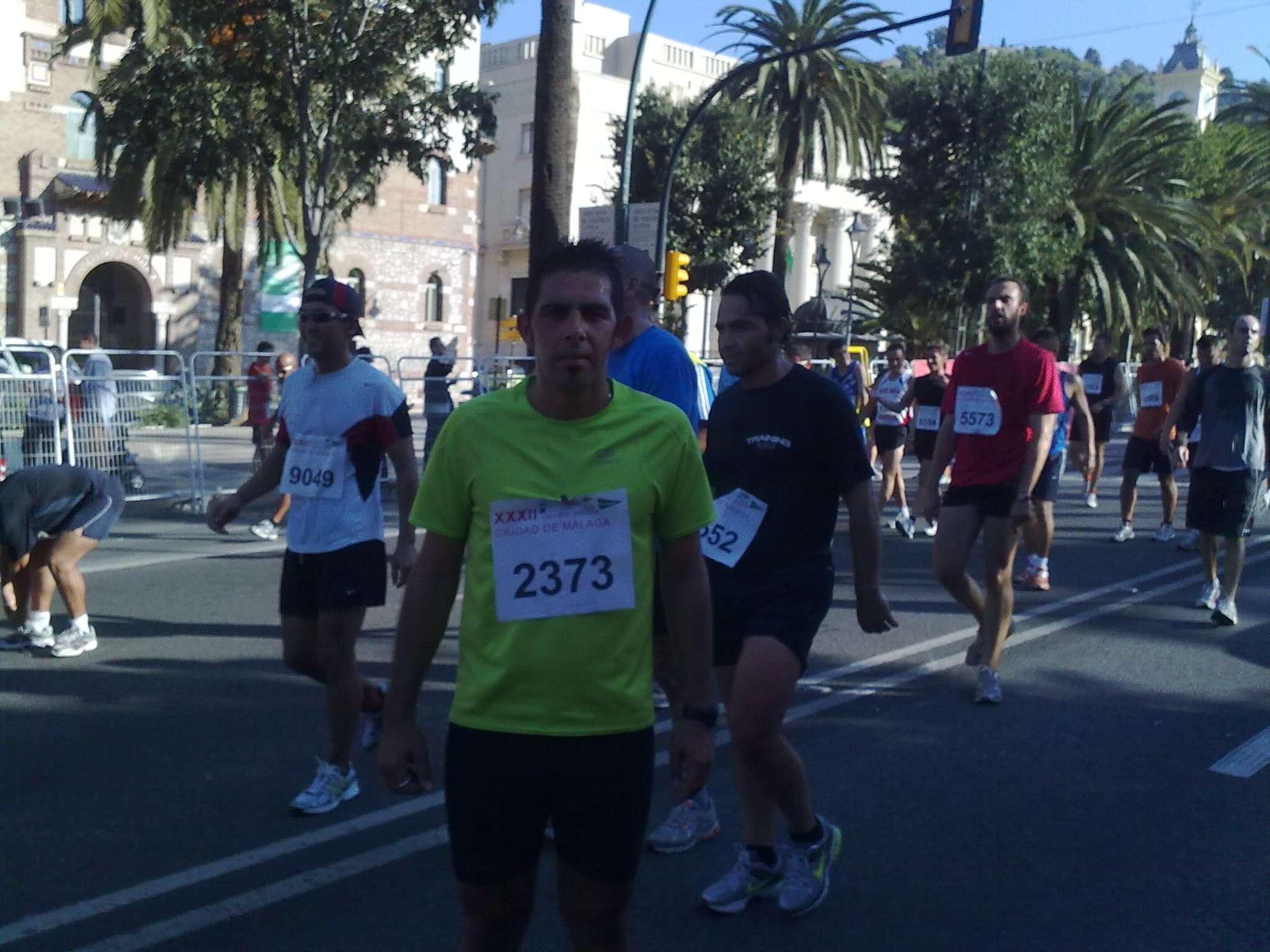 Cronica de la 32 Carrera Ciudad de Malaga 24-10-2010 24102016