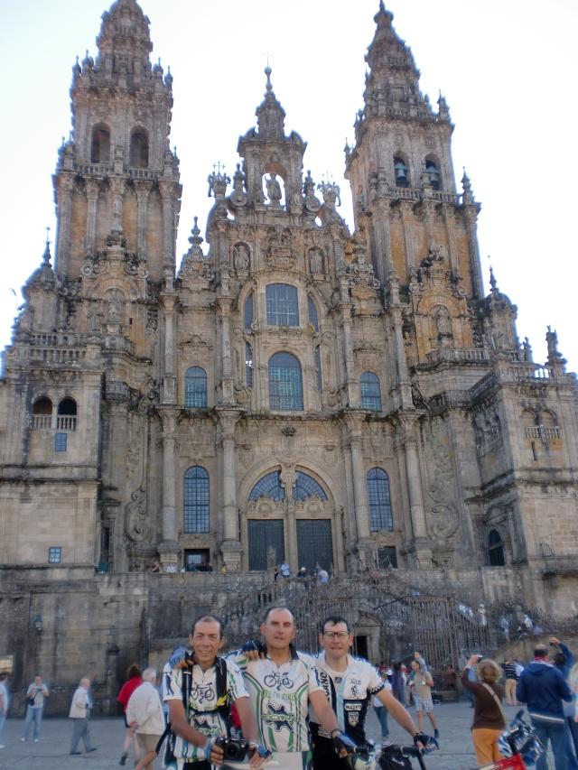 Foreros en Santiago de Compostela Cimg6415
