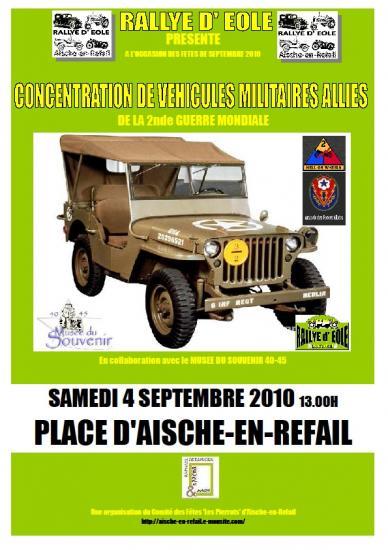 Rallye à Aische-en-Refail le 04 septembre 2010 Aische10