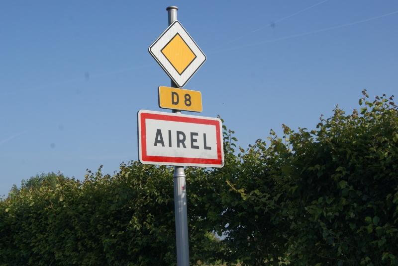 Monument WW2 - Airel ( Normandie ) Dsc06315