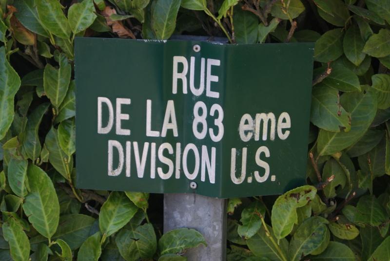 Monument WW2 - Sainteny ( Normandie ) Dsc06333