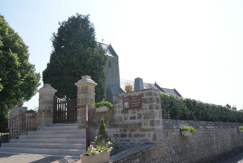 Monument WW2 - Baupte ( Normandie ) Dsc06341