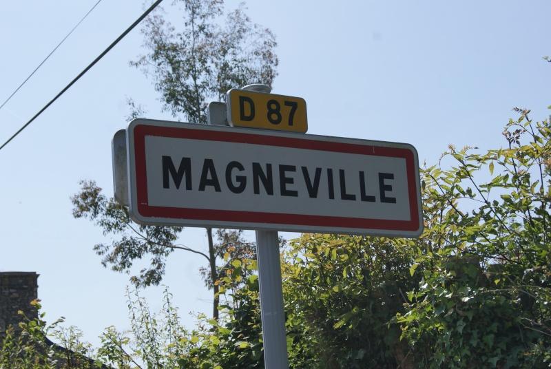Monument WW2 - Magneville ( Normandie ) Dsc06350