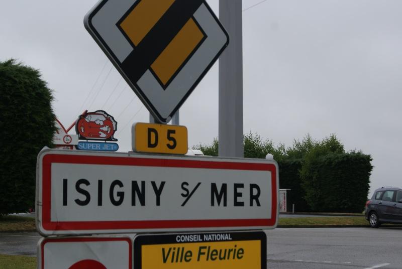 Monument WW2 - Isigny sur Mer ( Normandie ) Dsc06717