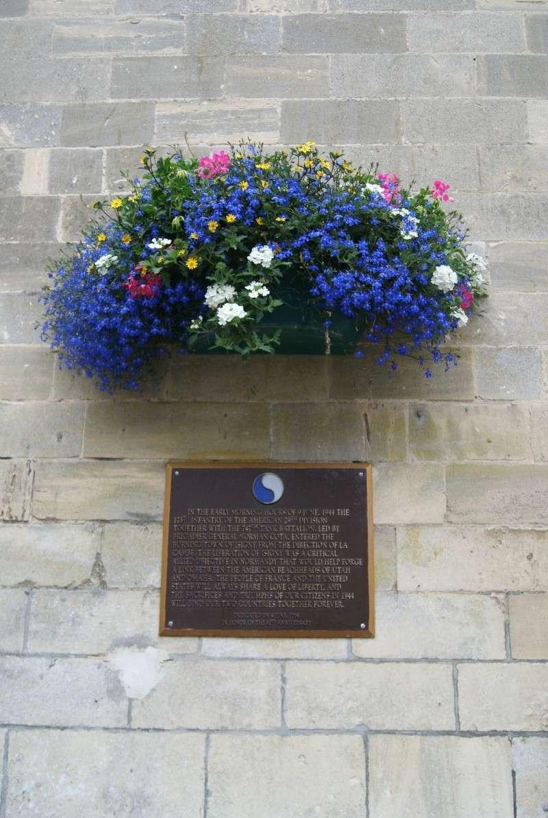 Monument WW2 - Isigny sur Mer ( Normandie ) Dsc06719